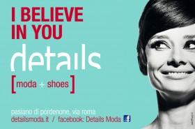 Details campagna Hepburn